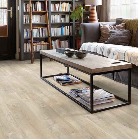 Quickstep Creo Charlotte Oak Brown, Laminate Flooring Charlotte