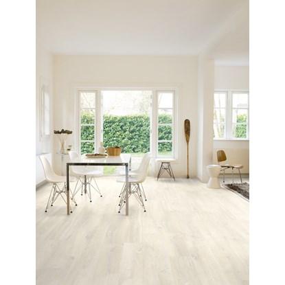 Quickstep Creo Charlotte Oak White CR3178 Laminate Flooring