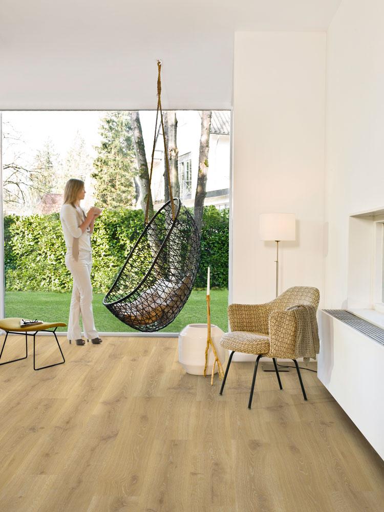 Creo Tennessee Oak Natural CR3180 Laminate Flooring