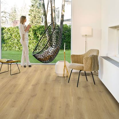 Quickstep Creo Tennessee Oak Natural CR3180 Laminate Flooring