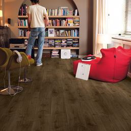 Quickstep Creo Virginia Oak Brown CR3183 Laminate Flooring