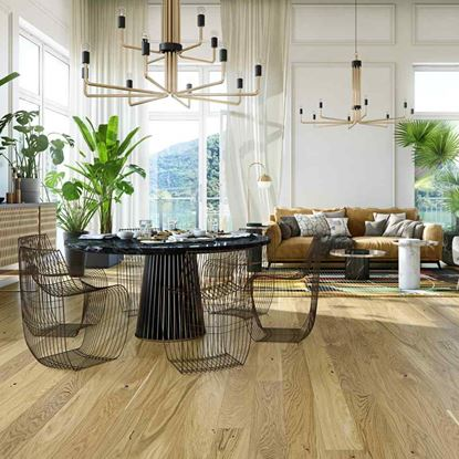 Natura Oak Calgary Engineered Wood Flooring