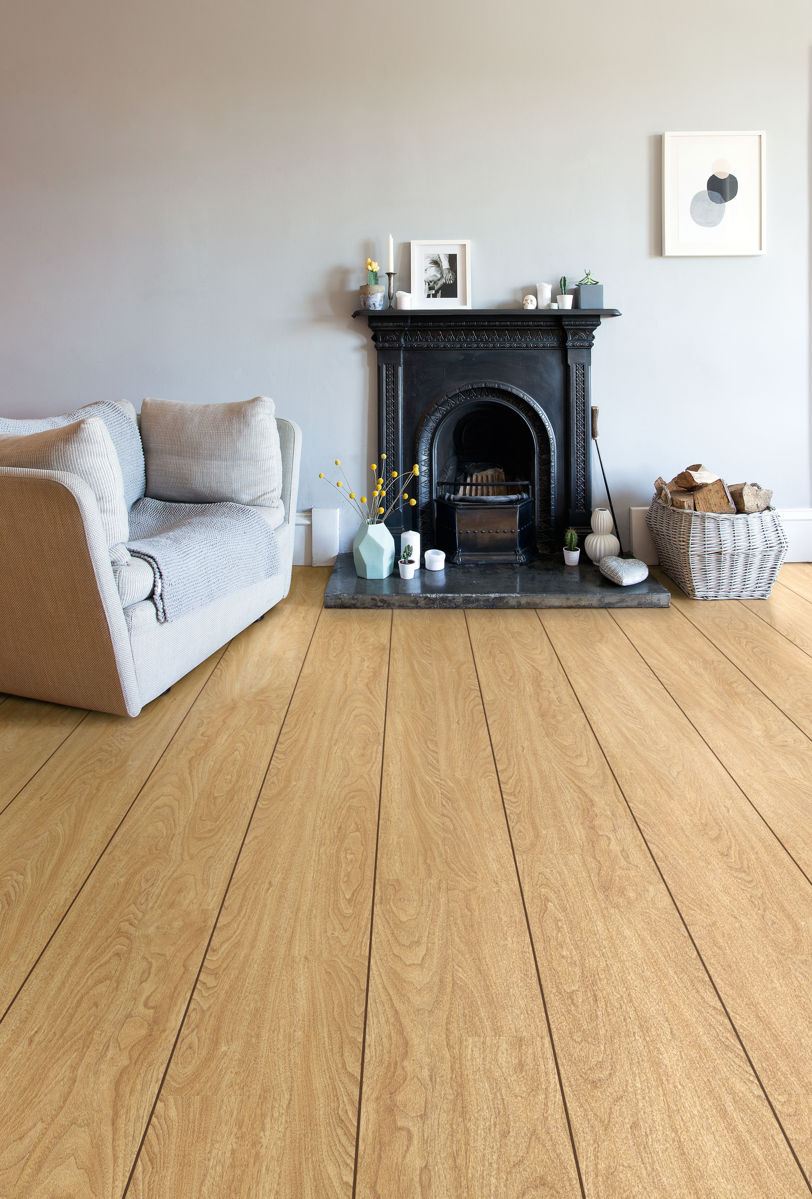 Polyflor camaro american oak for Flooring america
