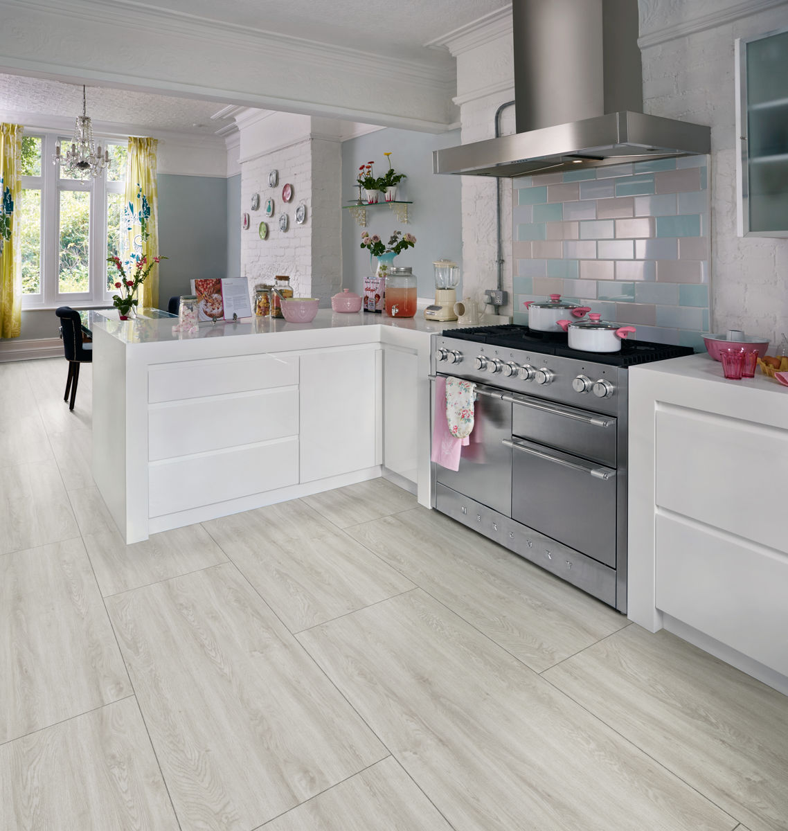 kitchen linoleum flooring polyflor camaro bianco oak 2241 vinyl flooring 2241