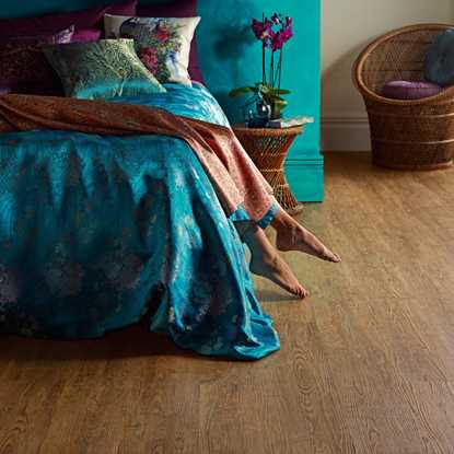 Polyflor Camaro Wild Amber Oak 2249 Vinyl Flooring