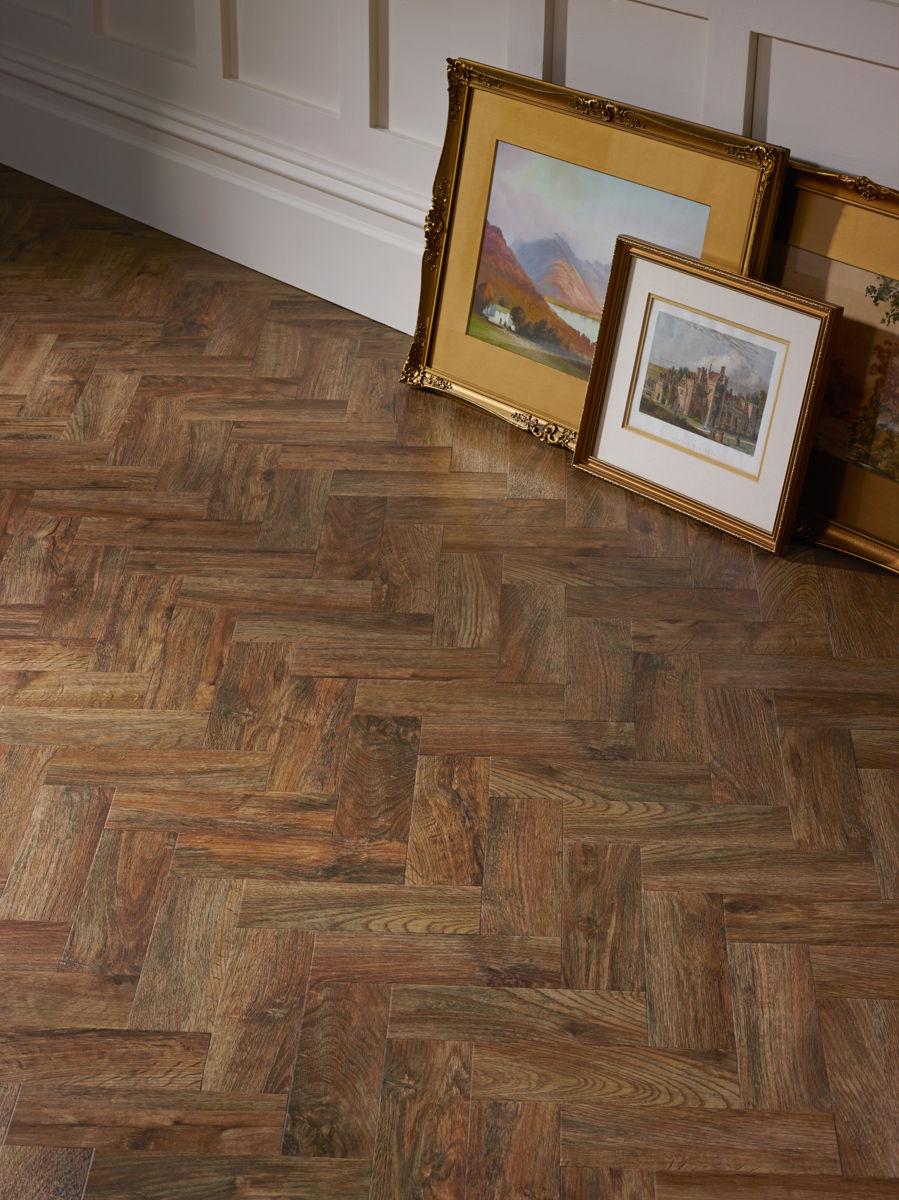 Georgian floor tiles