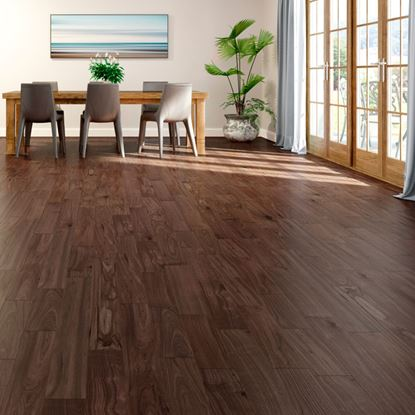 Natura American Black Walnut Carolina Engineered Wood Flooring
