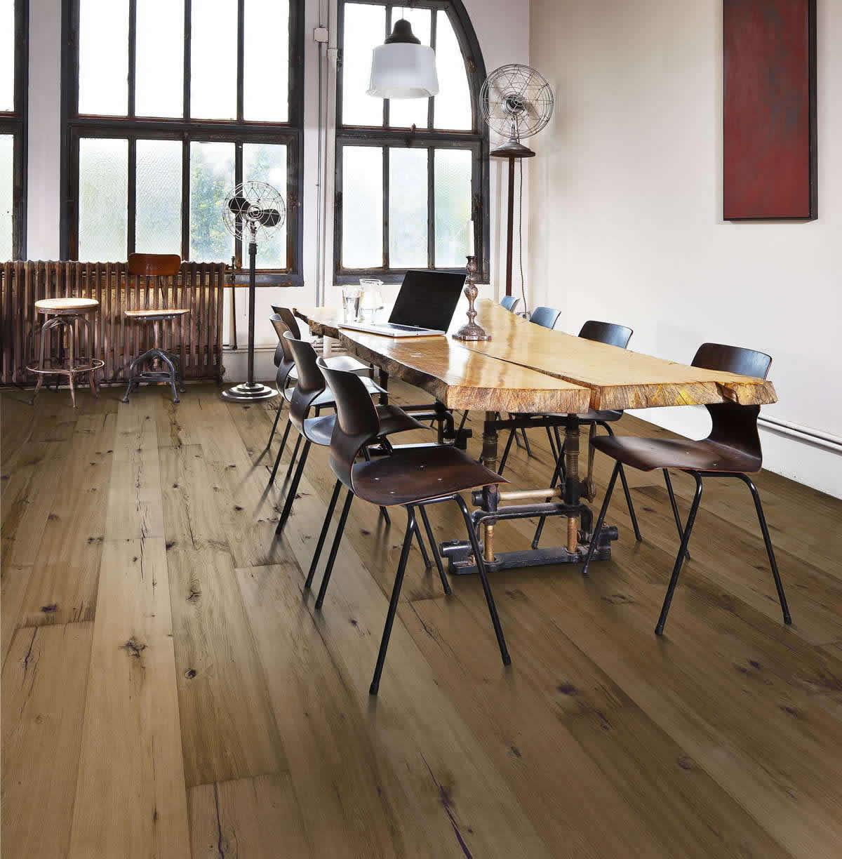 Kahrs oak casa engineered wood flooring - Casa con parquet ...