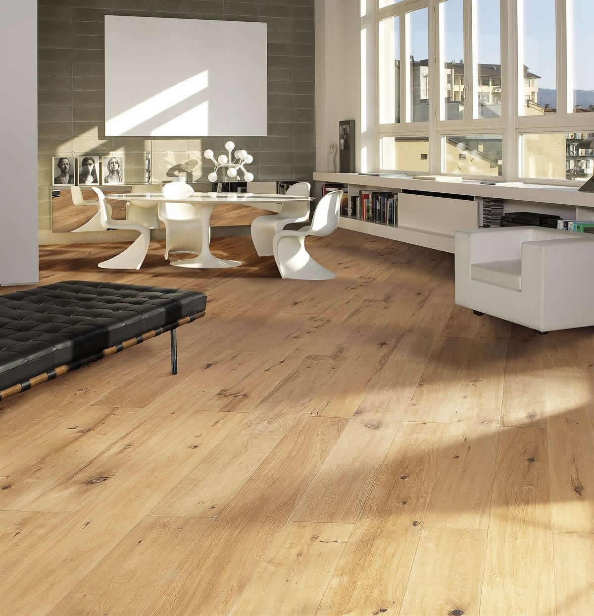 Kahrs oak casa engineered wood flooring for Kahrs flooring