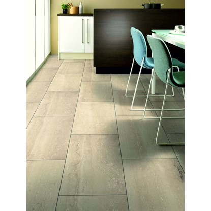 Kronospan Stone Impression Palatino Travertine Laminate Flooring