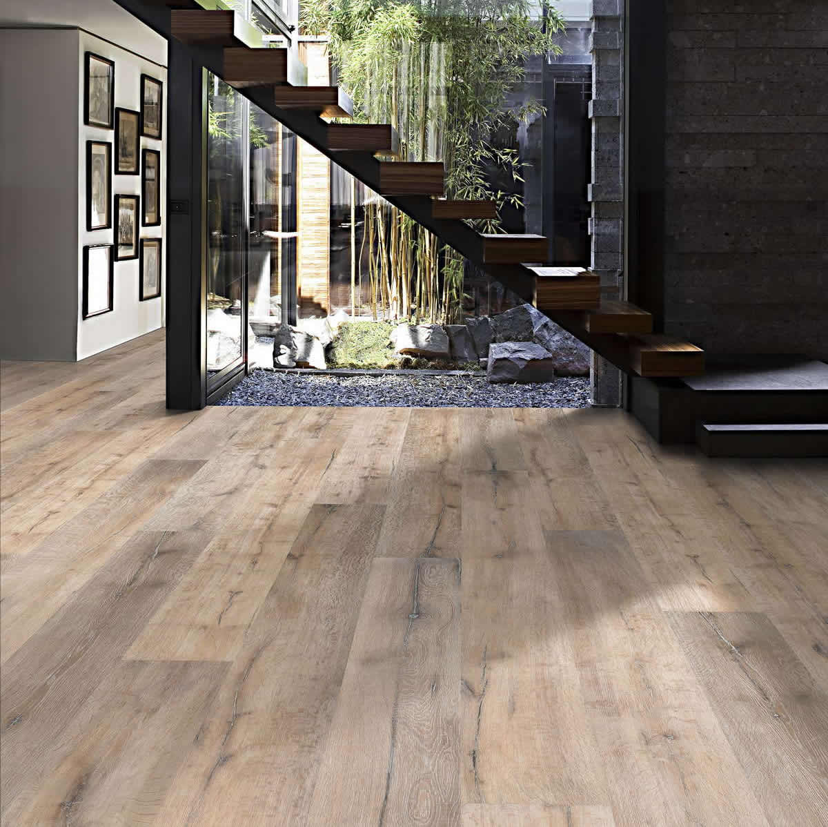 Kahrs Oak Chalet Engineered Wood Flooring - Oak Chalet Engineered Wood Flooring