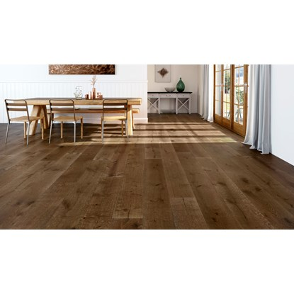 Natura 20mm Oak Ironbark Cottage Engineered Wood Flooring