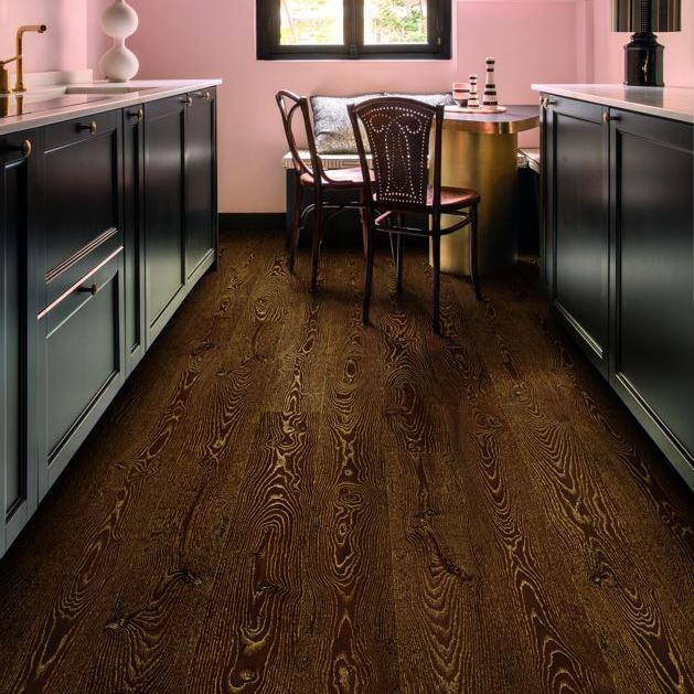 Quickstep Eligna Metallic Ceruse Oak Gold EL3466 Laminate Flooring