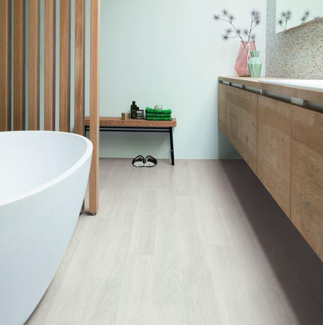 Quickstep Eligna Estate Oak Light Grey EL3573 Laminate Flooring