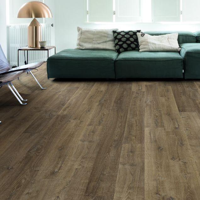 Quickstep Eligna Riva Oak Brown EL3579 Laminate Flooring