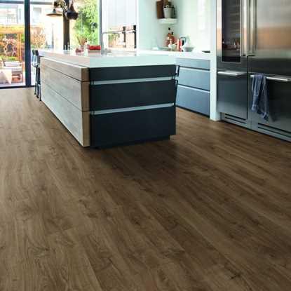 Quickstep Eligna Newcastle Oak Brown EL3582 Laminate Flooring