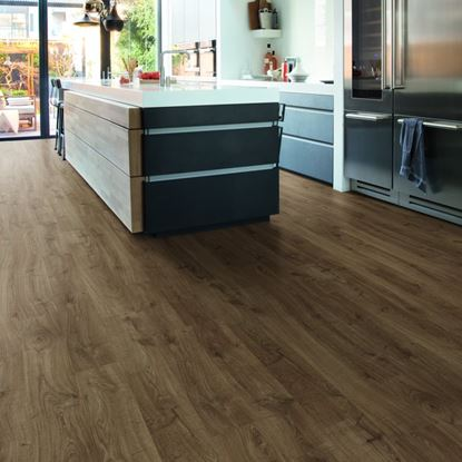 Quickstep Eligna Newcastle Oak Brown EL3582 Laminate Flooring
