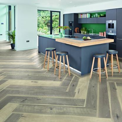Karndean Art Select Weathered Hickory EW11 Vinyl Flooring