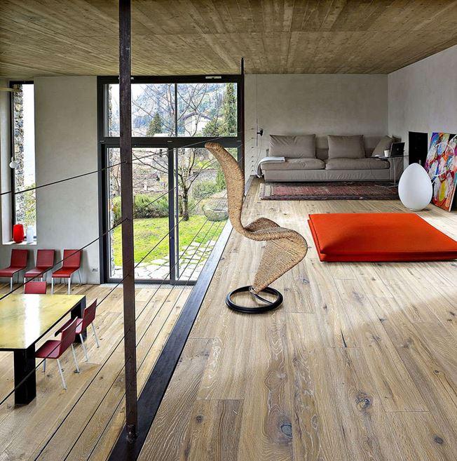 Kahrs Spirit Oak Engineered Wood Flooring