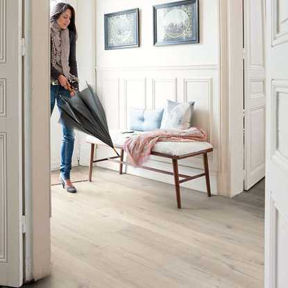 Quickstep Impressive Soft Oak Light IM1854 Laminate Flooring