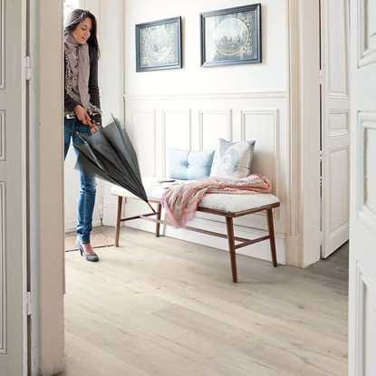 Quickstep Impressive Ultra Soft Oak Light IMU1854 Laminate Flooring
