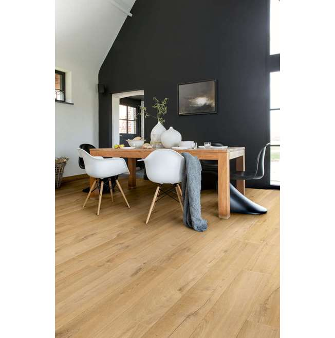Quickstep Impressive Soft Oak Natural IM1855 Laminate Flooring
