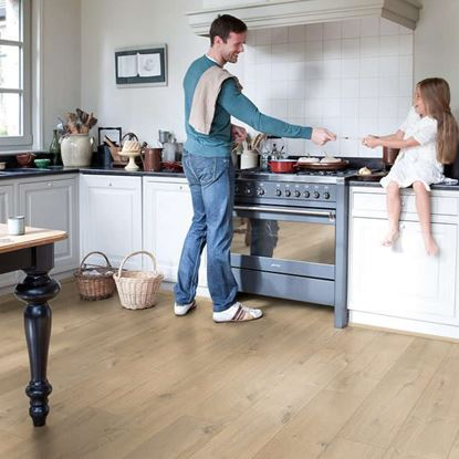 Quickstep Impressive Soft Oak Medium IM1856 Laminate Flooring
