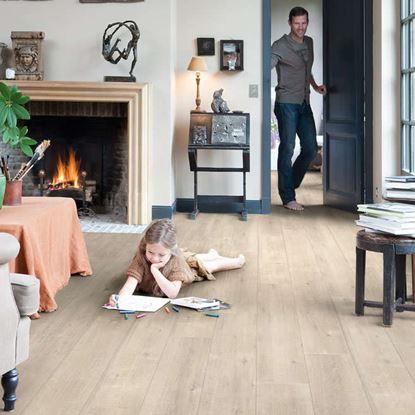 Quickstep Impressive Ultra Sawcut Oak Beige IMU1857 Laminate Flooring