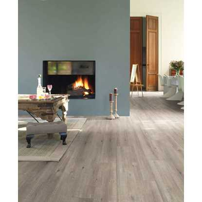 Quickstep Impressive Ultra Sawcut Oak Grey