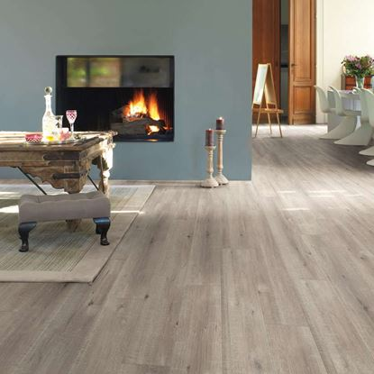 Quickstep Impressive Ultra Sawcut Oak Grey IMU1858 Laminate Flooring
