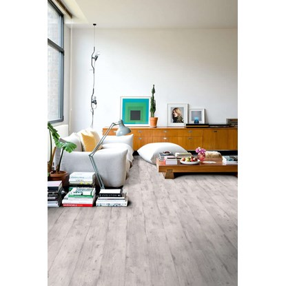Quickstep Impressive Ultra Concrete Wood Light Grey IMU1861 Laminate Flooring