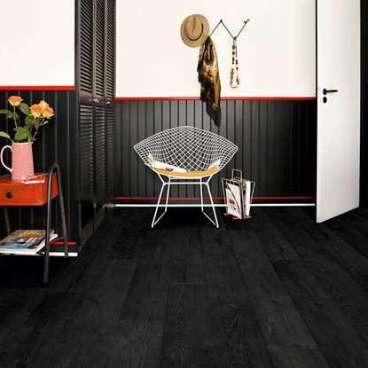 Black Laminate Flooring Flooringsupplies Co Uk