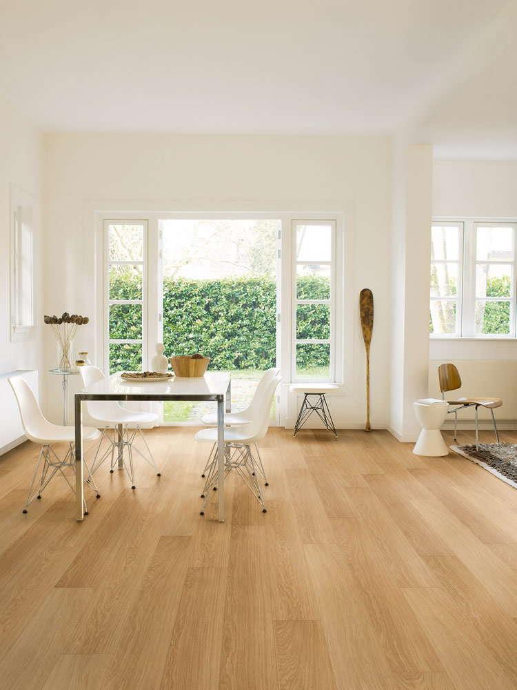 Oak effect laminate flooring FlooringSuppliescouk