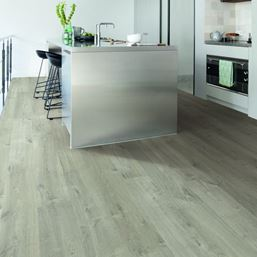 Quickstep Impressive Soft Oak Light Grey IM3558 Laminate Flooring