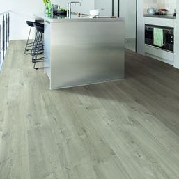 Quickstep Impressive Ultra Soft Oak Grey IMU3558 Laminate Flooring