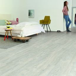 Quickstep Impressive Ultra Patina Classic Oak Grey IMU3560 Laminate Flooring
