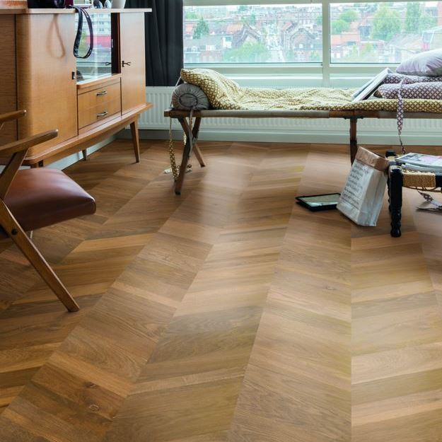 Quickstep Intenso Traditional Oak Oiled INT3902 Parquet Wood Flooring