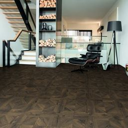 Quickstep Impressive Patterns Royal Oak Dark Brown IPA4145 Laminate Flooring