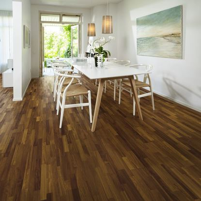 Kahrs Iroko Vetlanda Engineered Wood Flooring