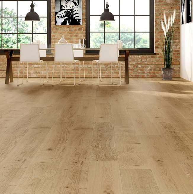 Natura Oak Ironbark Master Engineered Wood Flooring