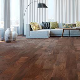 Ironbark American Black Walnut Mississippi Engineered Wood Flooring
