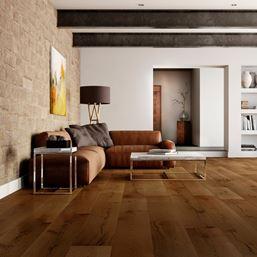 Ironbark Oak Park Engineered Wood Flooring