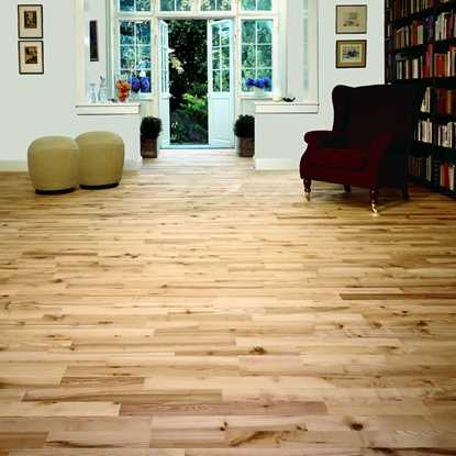Junckers 14mm Ash Variation Solid Wood Flooring
