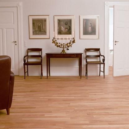 Junckers 14mm Beech Classic Solid Wood Flooring