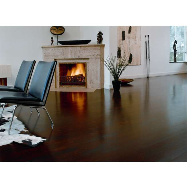 Junckers 14mm Beech Dark Coco Harmony Solid Wood Flooring