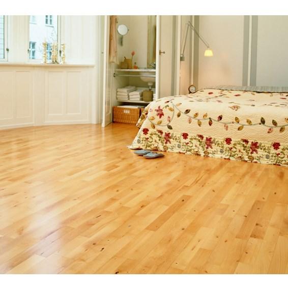 Junckers 14mm Beech Harmony Solid Wood Flooring