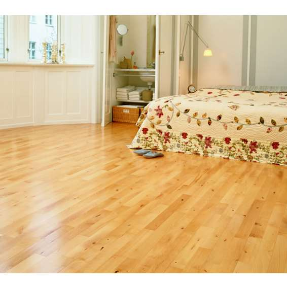 Junckers 14mm Beech Harmony Solid Wood Flooring