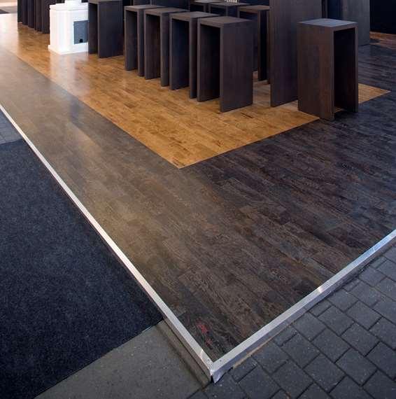 Junckers 14mm beech raw sugar solid wood flooring for Raw wood flooring