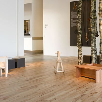 Junckers 14mm Beech Variation Solid Wood Flooring