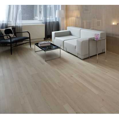 Junckers 14mm Nordic Ash Classic Solid Wood Flooring